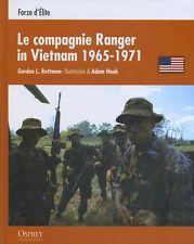 LE COMPAGNIE RANGER IN VIETNAM 1965/1971  guerre contemporanee  Osprey  RBA 2013