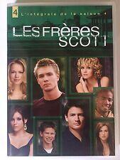 LES FRERES SCOTT Saison 4 COFFRET 6 DVD NEUF SANS BLISTER