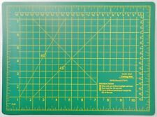 Cutting Mat Double Sided Self-Healing Board Matt Craft Hobby Art Supplies 9x12