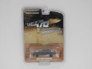 "1:64 1973 Ford Falcon XB - Last Of The V8 Interceptors ""Mad Max"" Greenlight 4477"