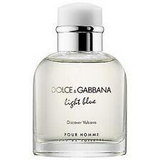 LIGHT BLUE DISCOVER VULCANO POUR HOMME de Dolce & Gabbana 125ml