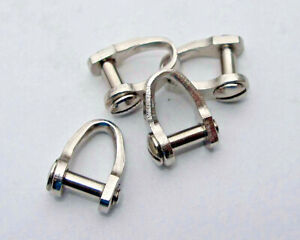 PEKABE 401 Shackle with Bolt 5mm Model Sail Boat Yacht R/C Radio Controlled