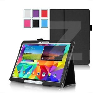 """Folio Smart Case Cover Stand for Samsung Galaxy Tab 4 10.1"""" SM-T530/531/533/535"""