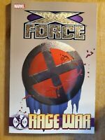 Counter X v1: X-Force Rage War excellent condition X-Men