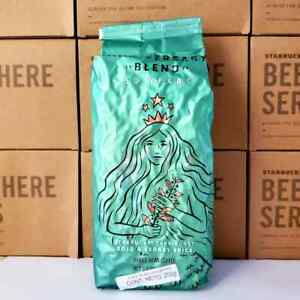 Starbucks Mexico 2021 Anniversary 50 Whole Beans Coffee Bag 250gr