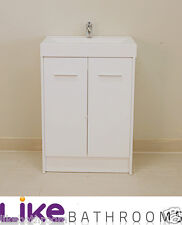 Small Bathroom polyurethane vanity 600 bathroom vanity/600*400*850