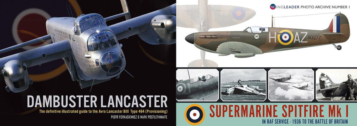 WINGLEADER - Aviation Books