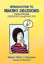 Introduction to Making Decisions (Hardback or Cased Book)