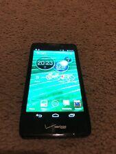 Motorola Droid RAZR HD - 16GB - Black/Gray (Verizon) Smartphone 4G LTE Used