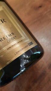 Champagne louis roederer deg. 2002 x2