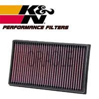 K&N HIGH FLOW AIR FILTER 33-3005 FOR AUDI A3 LIMOUSINE 1.6 TDI 110 BHP 2014-