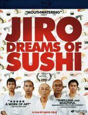 Jiro Dreams of Sushi 0876964004749 Blu-ray Region a