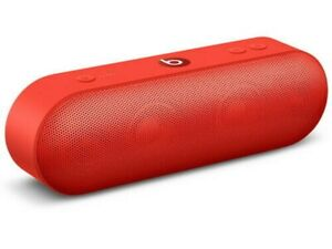 beats by dr.dre Beats Pill+ Wireless Bluetooth Speaker Red ML4Q2PA/A 45475979283