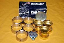Dura Bond Sbc Brass Freeze Plugs With Cam Bearings Small Block