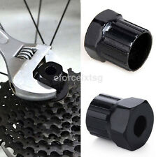 Bike Bicycle Freewheel Cassette Remover Maintenance Dismounting Repair Tool US
