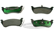 Tru Star CBP761 Disc Brake Pad-Ceramic Pads Rear