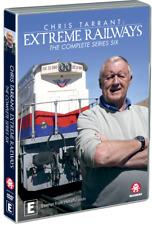 Chris Tarrant's Extreme Railways Series 6 - DVD Region 4