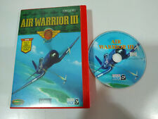 Air Warrior III - Juego para PC CD-Rom Edicion España