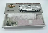 Proto 2000 HO Mather 40' Double Deck Stock Car CB&Q 50109