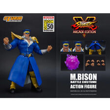 Storm toys 1/12 Street Fighter V  M. Bison Movable Collectible Action Figure