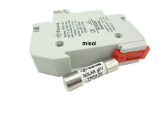 1 unit of PV solar fuse 15a 1000VDC fusible 10x38 gPV, with holder