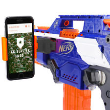 Tactical Smart Phone Fixture Mount Rail AR Game for Nerf Blaster MOD Modify Toy