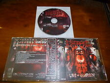 Disgorge / Live Germany JAPAN Brutal Death *U