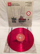 """Explosions in the Sky """"Prince Avalanche"""" RED Colored Record Vinyl LP Caspian"""