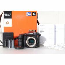 Sony Alpha SLT-A77V 24.0 MP Digitalkamera - Sony A77 DSLR - Kamera - Gehäuse
