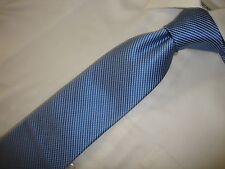 JNY Jones New York men's Blue 100% Polyester neck tie