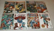Captain America V.2 U-Pick One 1,2,5,8,9,10 or 11 Marvel Issues Priced Per Comic