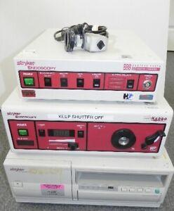Stryker 888 Camera System
