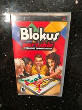 Blokus Portable: Steambot Championship (Sony PSP, 2008) Brand NEW Sealed