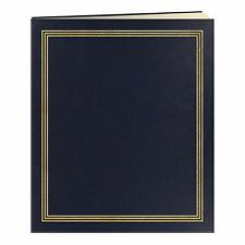 "Pioneer Photo Albums Sj-100 Jumbo 11 x 14"" Scrapbook Album Navy Blue"