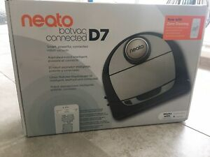 Neato Botvac D7 Connected D750 Saugroboter Haustier Edition
