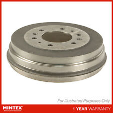 2x Fits Mitsubishi L200 2.4i Matching OE Quality Mintex Rear Brake Drums