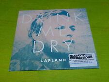 LAPLAND - DRINK ME DRY !!!!!!!!!!! !!!!!!!! RARE CD PROMO !!!!!!!