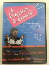 EL BRASSIER DE EMMA - Pelicula Mexicana DVD con Sofia Espinosa Arcelia Ramirez