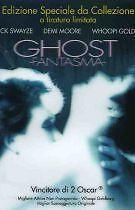 GHOST FANTASMA EDIZ. SPECIALE BOX CON DVD FOTO E CIONDOLO BAGNO ORO SEALED