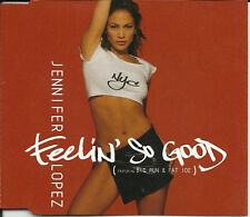 JENNIFER LOPEZ Feelin So Good /Waiting w/ MIX & EDIT 3TRX CD Single SEALED