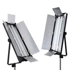 2x NANGUANG Profi Tageslicht-Fächenleuchte Daylight-Studioleuchte 110 Watt