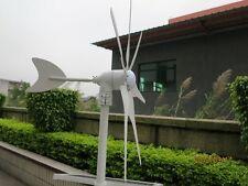 300 W 12 V/24 V Wind Generator Wind Turbine Wind Energy 6 Blades
