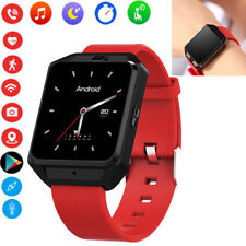 4G Wifi Smart Watch Bluetooth Phone SOS GPS For Men Women Kids Android Cellphone