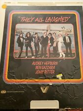 They All Laughed ~ RCA SelectaVision VideoDisc CED