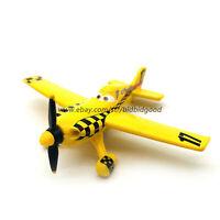 Mattel Disney Pixar Planes Yellow Bird Diecast Model Collect Gift Kid Toys Loose