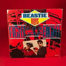 """BEASTIE BOYS Fight For Your Right To Party 1987 UK 7"""" vinyl single EXCELLENT K"""
