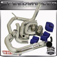 Intercooler Piping+Silicone+Clamp for 2006-2009 Mazda 3 S Sedan 4D 2.3L DOHC
