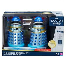 Character Options Doctor Who The Jungles of Mechanus The Chase Daleks Exclusive