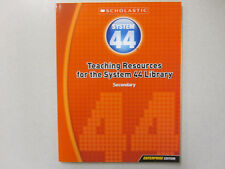 Scholastic System 44 Teaching Resources for the System 44 Library 0545078342