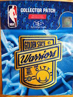 Licensed NBA Golden State Warriors Established 1971 Fan Iron or Sew On Patch